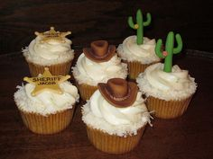 cowboy birthday cake frosting - Google Search