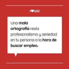 Consigue otros tips para conseguir tu primer empleo, descargando uestro ebook, haz clic en la imagen. Chile, Te Amo, Chili Powder, Chili