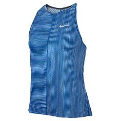 Women`s Court Print Tennis Tank Tennis Tops, Tennis Skort, Sporty Outfits, Elite Socks, Athletic Tank Tops, Nike Women, Stylish, Technology, Fabric