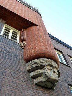 "The Amsterdam School - ""Het Schip"" by Amsterdam Today, via Flickr"