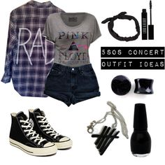 5sos Concert Outfit ❤