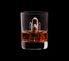 3D-лед от Suntory Whisky  Creative