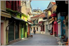 High Street, a photo from Lefkada, Ionian Islands | TrekEarth