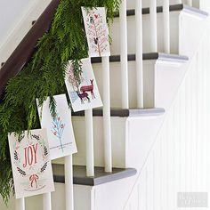 We've got a roundup of some of the best Christmas card display ideas and card hangers so you can showcase your best holiday cards this season. Christmas Card Display, Christmas Wreaths, Christmas Cards, Christmas Decorations, Christmas Door, Christmas Holiday, Picture Frame Decor, Cute Dorm Rooms, Living Room Green