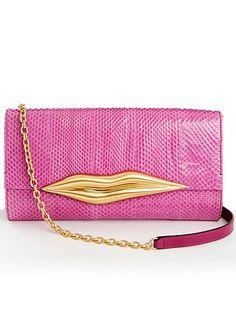 Diane von Furstenberg in Pink