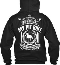 [2 Hours Left To Buy] Protect Pitbull