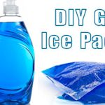 Make your own ice packs with liquid dish detergent or fill empty juice boxes and milk cartons with water and freeze. More ideas found here.