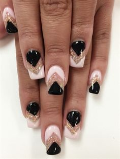 Nails by Danasky from Nail Art Gallery