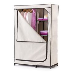 Portable Wardrobe with Cover | Kmart $29