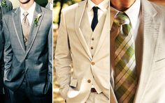 Wedding Wednesday: Buying Suits vs. Renting Tuxes