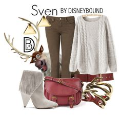 Sven by leslieakay on Polyvore featuring polyvore, fashion, style, Tommy Hilfiger, IRO, St. John's Bay, by / natalie frigo, Lauren Ralph Lauren and Barneys New York