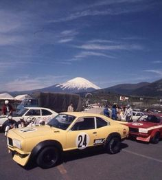 Mazda works RX-3 Racing (MMS=Mazda Motor Sport) Little Engine That Could, Import Cars, Fuji, Mazda, Cars And Motorcycles, Touring, Race Cars, Old School, Cruise