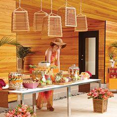 Host An Organized Kitchen Shower