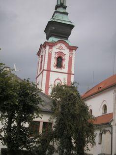 Kostel sv. Václava v Sušici.