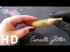 Unha Decorada com Glitter / Nail Art - http://47beauty.com/nails/index.php/2016/10/06/unha-decorada-com-glitter-nail-art/  http://47beauty.com/nails/index.php/nail-art-designs-products/  Unha Decorada com Glitter – Dica de Ouro ♥   Esmaltes da Naah Uma forma alternativa de aplicar o esmalte Glitter, Deixando ele super brilhoso! Quer conhecer a Exclusiva Cosméticos? acesse →→ http://www.exclusivacosmeticos.com.br/ Video Rating:  / 5
