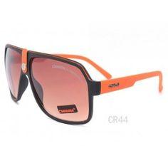 96370b3696c9 Carrera sunglasses orange and black frame   orange lens