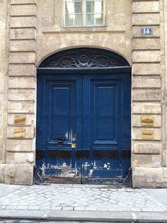 14, rue Notre Dame des Victoires, Paris, France Paris France, Notre Dame, Garage Doors, Places, Outdoor Decor, Home Decor, Homemade Home Decor, Paris, Interior Design