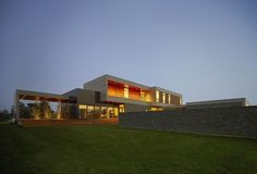 Riverhouse. Ontario, Canada. #Architecture #Design
