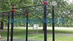 outdoor pull up bar diy - Google Search Homemade Pull Up Bar, Diy Pull Up Bar, Diy Bar, Outdoor Pull Up Bar, Street Workout, Outdoor Workouts, Calisthenics, Outdoor Fitness, Outdoor Structures