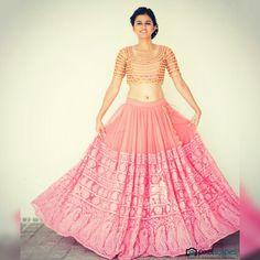 Visit us at www.varunajithesh.com  #IndianFashion, #IndianWedding, #DesiFashion, #DesiWedding, #lenghacholi, #lehenga, #weddinglehenga, #lehengas, #varunajithesh