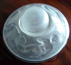 Rene Lalique Trois Sirenes Inkwell