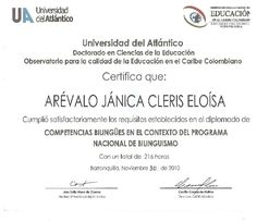 Correo: cleris eloisa arevalo janica - Outlook
