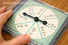 A Differentiated Kindergarten: A New Spin on Differentiated Instruction