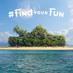 #FindYourFun, treasu