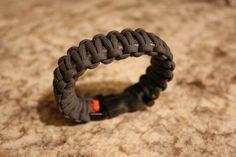 Ultra Paracord Bracelet by Bizurkur on Etsy