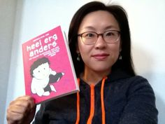Shiuan-Wen Chu's Graphic Novels: 'Heel Erg Anders'- Synopsis in English and 中文故事大綱:...