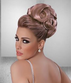Farouk Long Blonde Hairstyles