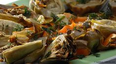 Try this delicious baked artichoke recipe at home and find out why this superfood should be included more often in your shopping list. http://recipes.mercola.com/fennel-dill-artichoke-recipe.aspx