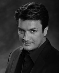NATHAN FILLION RICHARD CASTLE on CASTLE...Best TV actor in Drama, and…