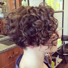 Afbeeldingsresultaten voor Short Curly Bob Hairstyles