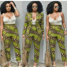 Today it's all about Ankara styles. Here are pictures of lovely Ankara styles. African Inspired Fashion, African Dresses For Women, African Print Dresses, African Print Fashion, Africa Fashion, African Attire, African Wear, African Fashion Dresses, African Women