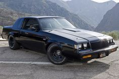Fast & Furious' '87 Buick GNX - the 'Sleepy' Regal's hot-rodding cousin has morphed into the Regal GS - check 'em out while we have them!