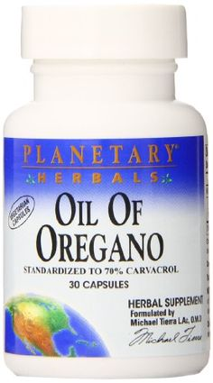 Planetary Herbals Oil of Oregano, 30 Caps - http://vitamins-minerals-supplements.co.uk/product/planetary-herbals-oil-of-oregano-30-caps/