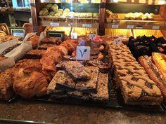 Vegan pastries at Passion Reykjavík.