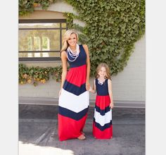 Fashionable mother daughter no sleeve dresses parent-child clothing outfits