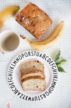 Ab ca. 7. Monat Für einen Mini Brotlaib (kleine Kastenform, ca. 20cm*) 300g Dinkelmehl Typ 1050 + 3 EL 4EL Rapsöl 2sehr reife Bananen 10g frische Hefe 100ml lauwarmes Wasser + 100ml Die Hefe mit …