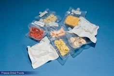 freeze-dried foods - NASAs Space Food Systems lab shows what astronauts really eat in orbit | The Verge