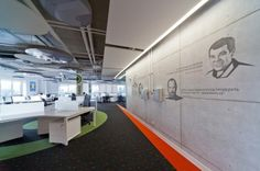 Alfa Bank Moscow Offices by IND Architects