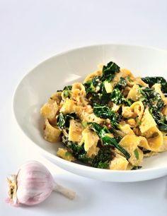 Pappardelle Cavolo Nero & Walnut Sauce 3