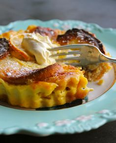 Orange Bread and Butter Pudding Bread And Butter Pudding, Yummy Food, Tasty, Sweet Desserts, I Love Food, Family Meals, Baking Recipes, Sweet Treats, Favorite Recipes