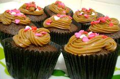 Cupcake Doce de Leite R$4,00