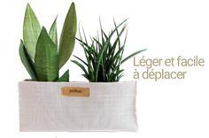 jardisac Potted Plants, Garden Pots, Planter Pots, Reusable Tote Bags, Collection, Garden, Contemporary, Pot Plants, Garden Planters