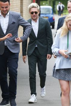 d892053f0f18 See more. If you re going to wear sneakers with a suit to Wimbledon