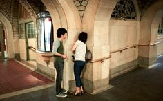 whispering gallery in grand central terminal
