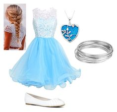 """Blue Outfit"" by alove1812 ❤ liked on Polyvore"