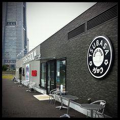 Captain Tsubasa Coffee in Yokohama